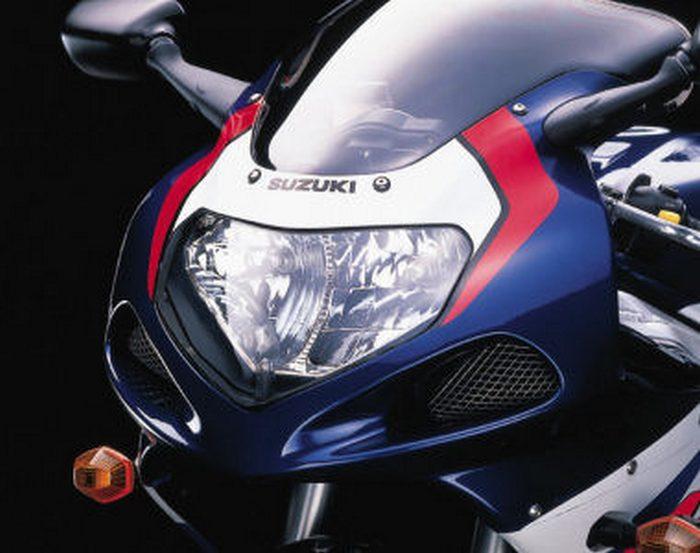 Suzuki 750 GSX-R 2003 - 7