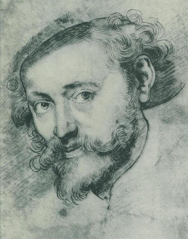 Self-portrait of Peter Paul Rubens