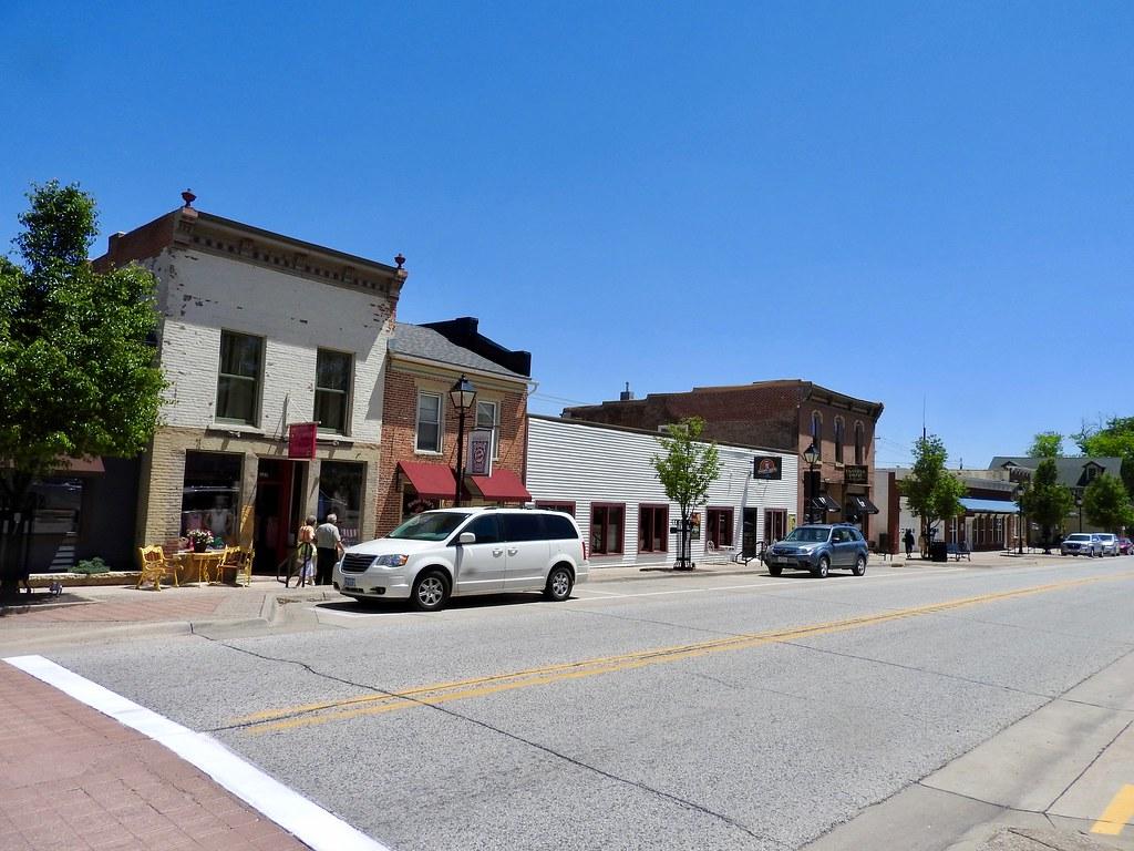 City Of Le Claire - Iowa