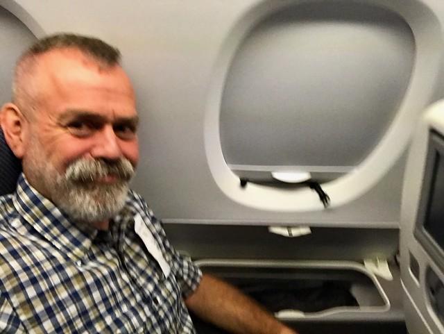 Seat 76A, BA269