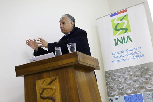 ministeriodeagricultura inia quilamapu centromicrobiano inauguración ampliación ministrodeagricultura carlosfurche