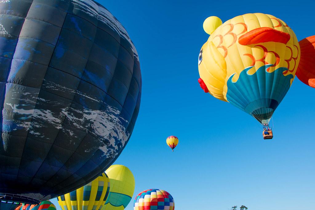 06.10. Sonoma County Hot Air Baloons