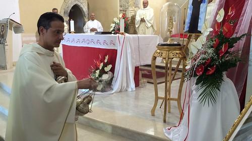 Reliquie di Santa Faustina ad Acri CS