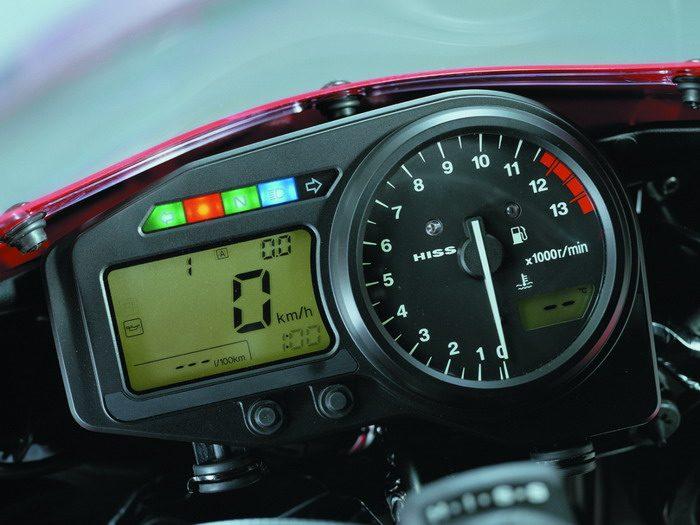 Honda CBR 900 RR FIREBLADE 2003 - 24