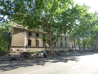 Préfecture du Département du Rhône - Rue de Bonnel, Lyon