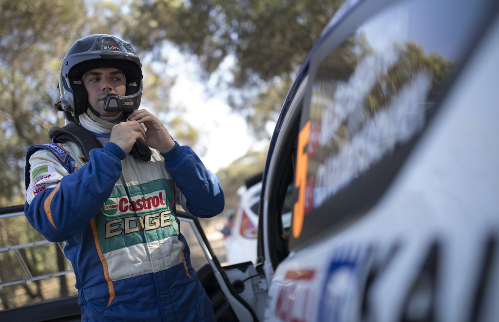 BOSTANCI Murat (tur) and VATANSEVER Onur (tur) CASTROL FORD TEAM TÜRKIYE FORD FIESTA R5 ambiance portrait during the 2017 European Rally Championship ERC Cyprus Rally,  from june 16 to 18  at Nicosie, Cyprus - Photo Gregory Lenormand / DPPI