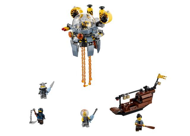The LEGO Ninjago Movie 70610 2