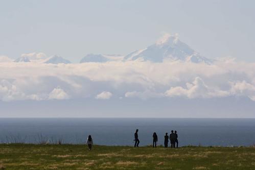 Mt. Iliamna Volcano