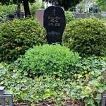 Das Grab von Arno Mohr