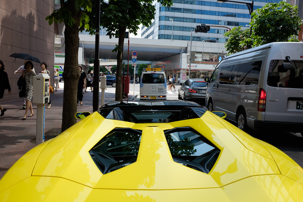 Lamborghini Aventador 2017/05/19 X7008221
