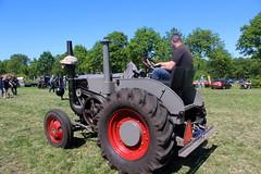 Ursus, a Polish tractor