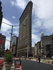 Flatiron building (NY)