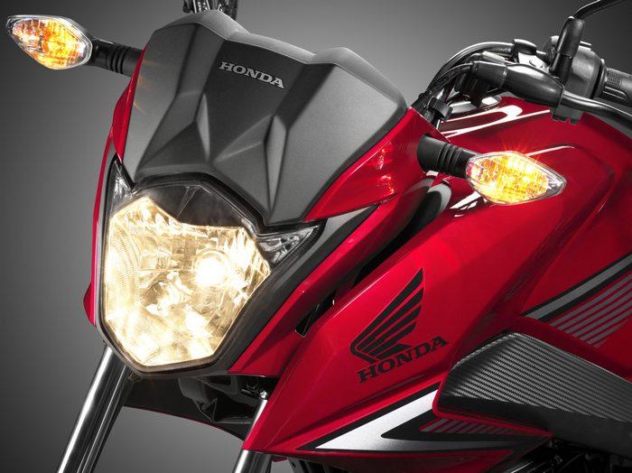 Honda CBF 125 2018 - 10