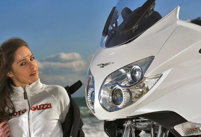 Moto-Guzzi NORGE 1200 GT 8V 2011 - 15