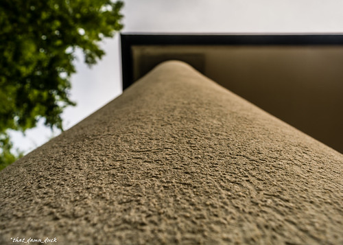 column pointofview outdoor building