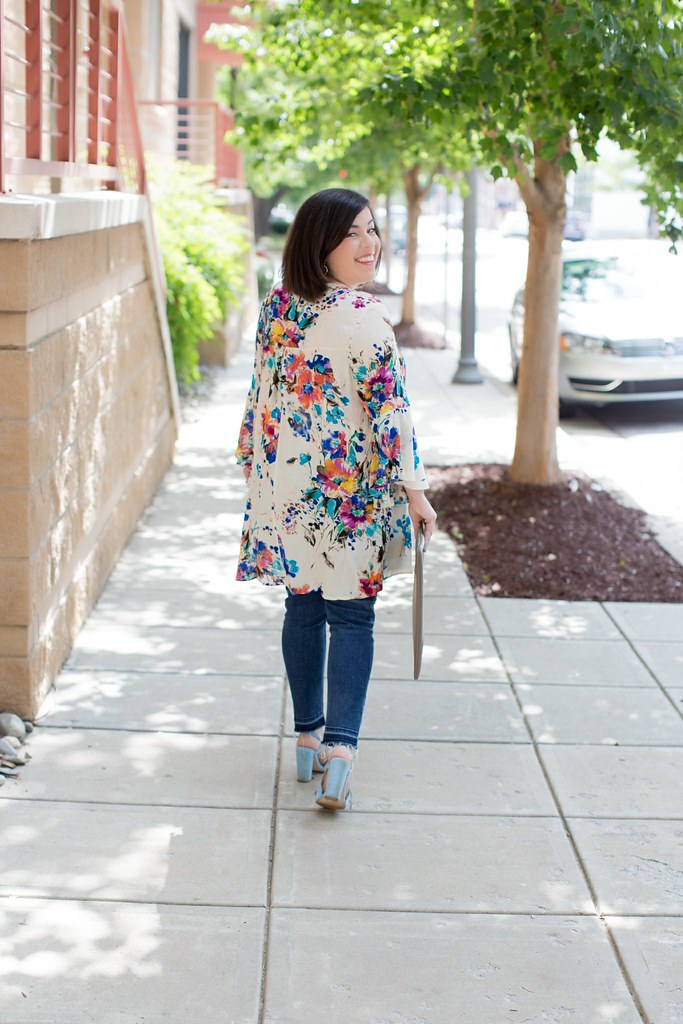 Floral Tunic-@headtotoechic-Head to Toe Chic