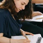 Εργαστήρι δημιουργικής γραφής, με το συγγραφέα Δημήτρη Τανούδη