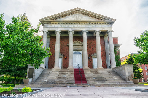 Hendricks Chapel