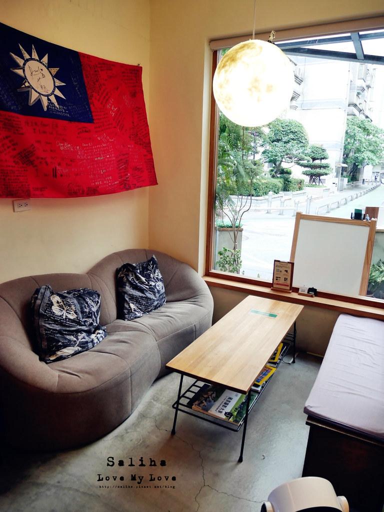 台北捷運雙連站和中山國小站附近餐廳咖啡館推薦Aussie Cafe 澳氏咖啡早午餐 (4)