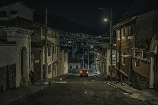 Quito streets