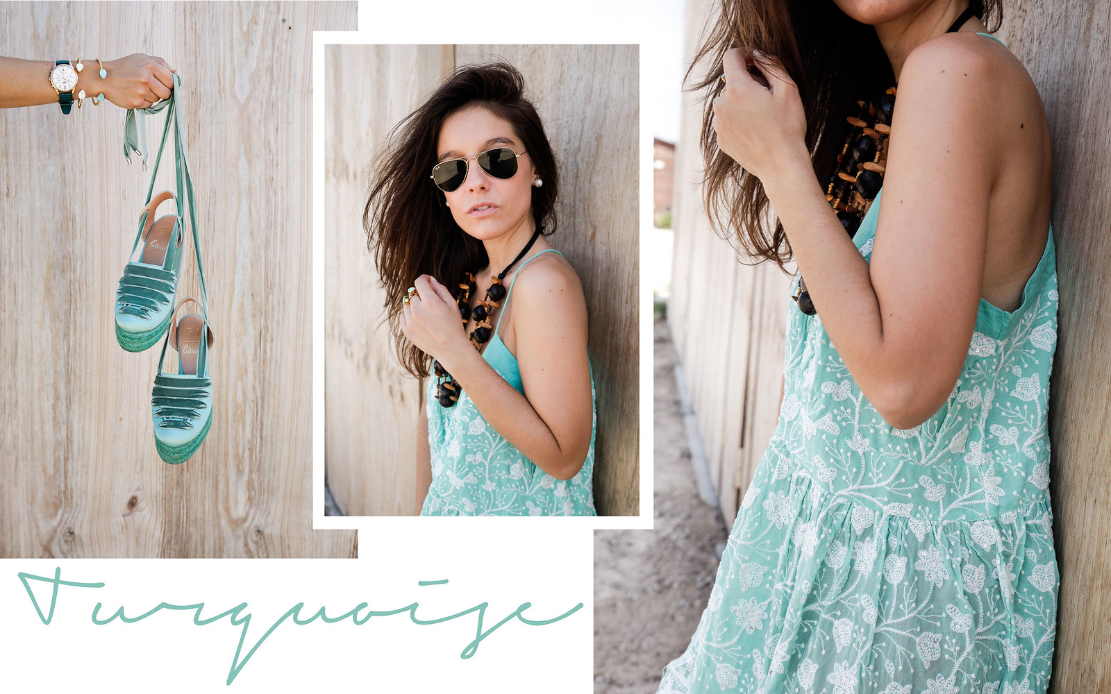 011_turquoise__dress_summer_outfit_miss_june_castañer_cuñas_aguamarina_theguestgirl_influencer_barcelona_laura_santolaria