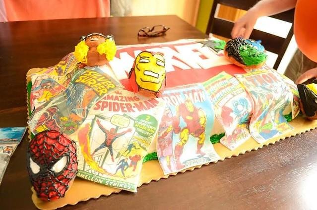Cake by Tiffani Stephenson