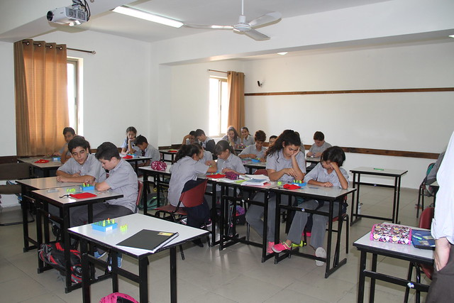 First Stage Ends: New Classrooms Building Inaugurated in 2010
