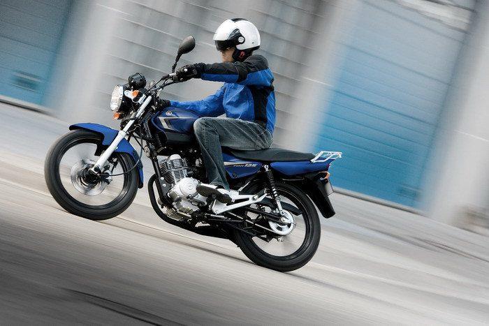 Yamaha YBR 125 2006 - 13