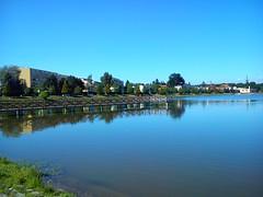 Lake in Świdnica:)