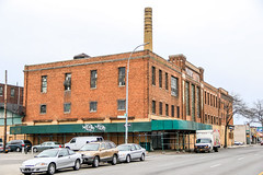 Empire State Dairy Co. (Later Borden Dairy Corp.) Building and Complex