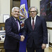 Secretary General Meets with Permanent Representative of Belize to the OAS