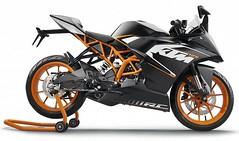 KTM RC 125 2016 - 17