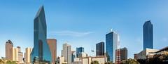 Dallas Skyline Pano