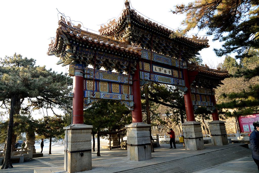 北京潭柘寺