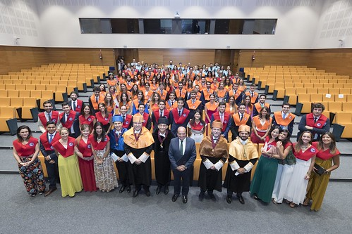 Universidad Loyola Andalucía graduación máster universitario