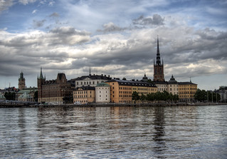 Stockholm early evening