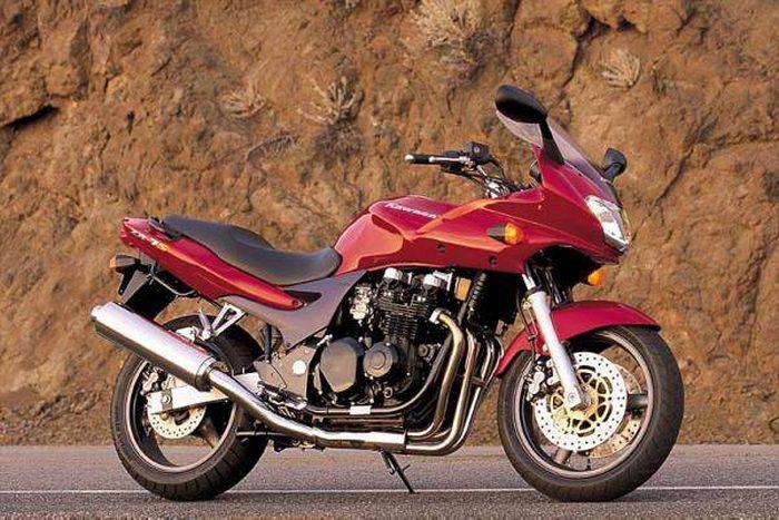 Kawasaki 750 ZR-7 N 2004 - Galerie moto - MOTOPLANETE