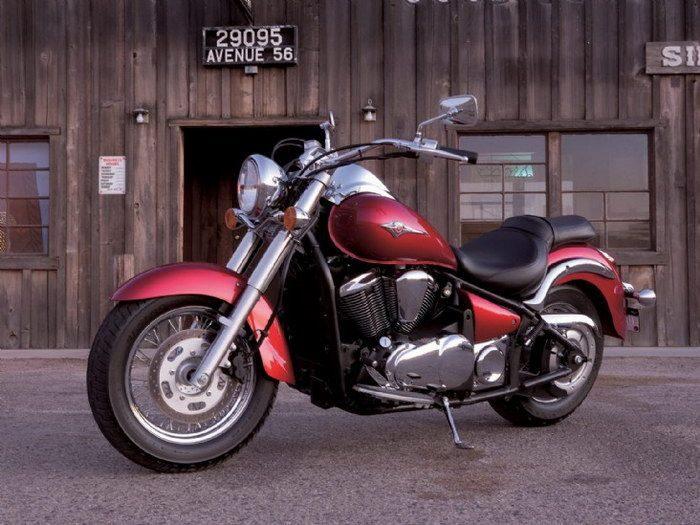 Kawasaki VN 900 Classic 2009 - 28