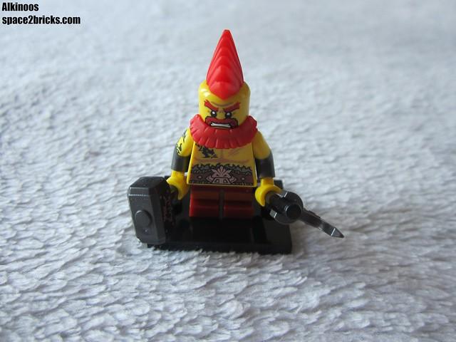 Lego minifigures S17 p6