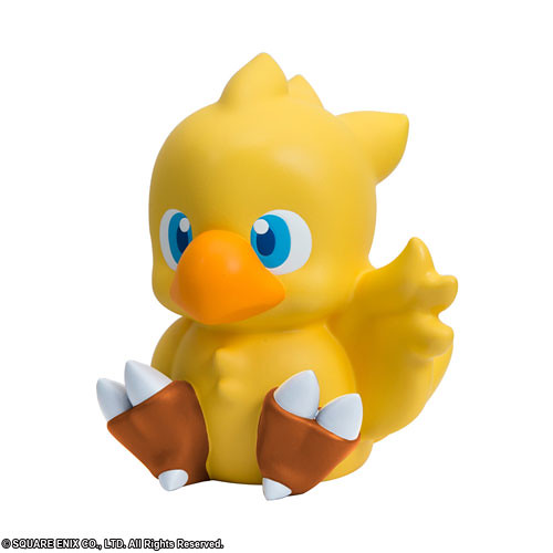 FF30週年紀念商品《Final Fantasy》陸行鳥 存錢筒!ファイナルファンタジー マスコットコインバンク チョコボ
