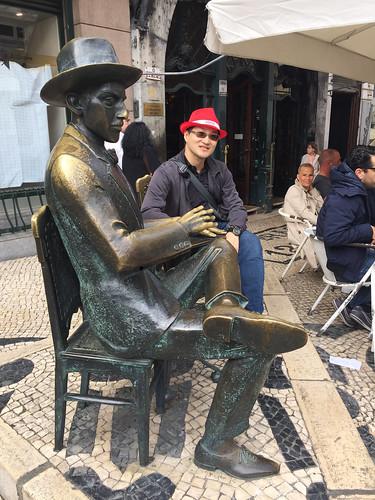 Fernando Pessoa and Me