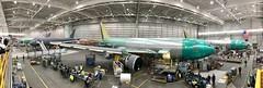 Boeing KC-46A Pegasus - Everett Modification Center