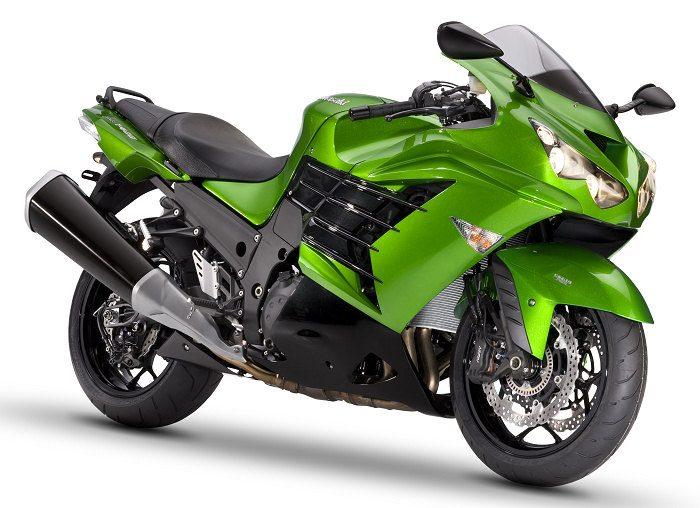 Kawasaki 1400 ZZR 2019 - 3