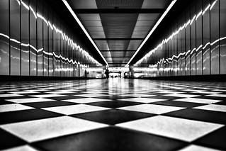 blurry patterns