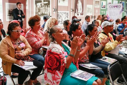 Conferencia: Familias mexicanas y su impacto en el desarrollo social 24/may/17