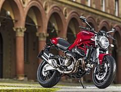Ducati 821 Monster 2014 - 0