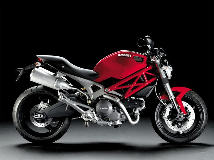 Ducati 696 MONSTER 2008 - 19