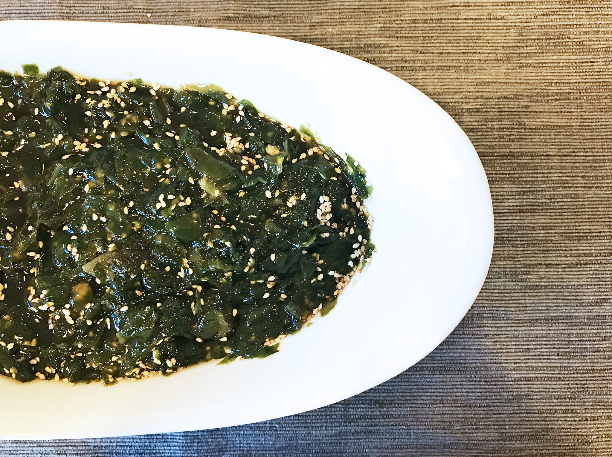 Korean seaweed salad