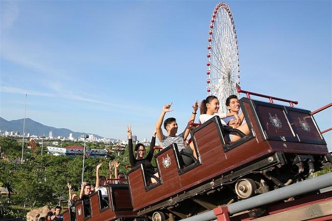 Sun World Danang Wonders giảm 50% giá vé cho sinh viên 4