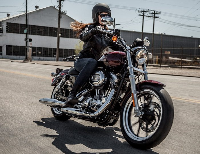 Harley-Davidson XL 883 L Superlow 2011 - 21